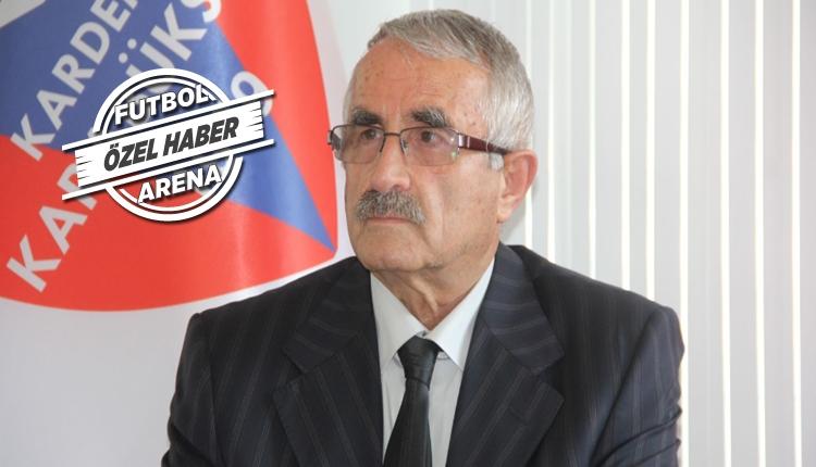 Karabükspor Başkanı açıkladı! Transfer planı belli oldu