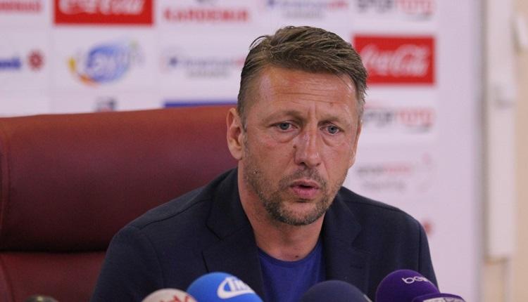 Karabükspor hocası Barisic'in penaltı isyanı