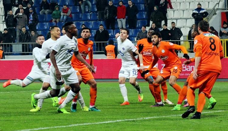 Kasımpaşa, Çaykur Rizespor'u konuk ediyor