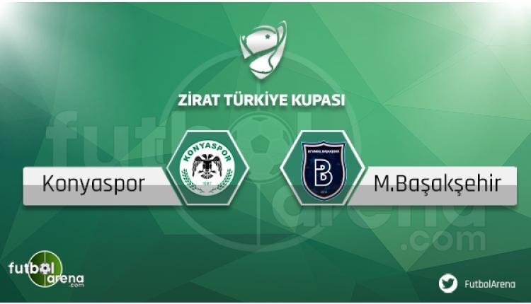 Konyaspor -Başakşehir Türkiye Kupası final maçı ne zaman, nerede?