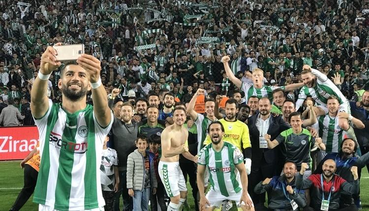Konyaspor Avrupa'ya gidiyor mu?