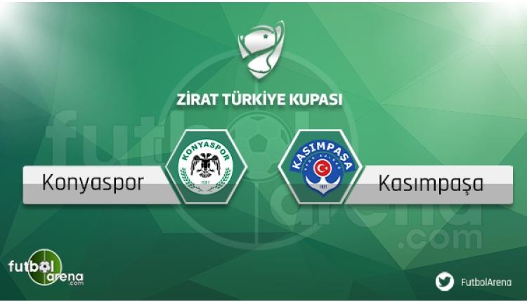 Konyaspor - Kasımpaşa maçı hangi kanalda, saat kaçta? (CANLI)
