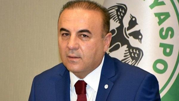 Konyaspor yöneticisi isyan etti! 'Hakemleri Allah'a havale ediyoruz'