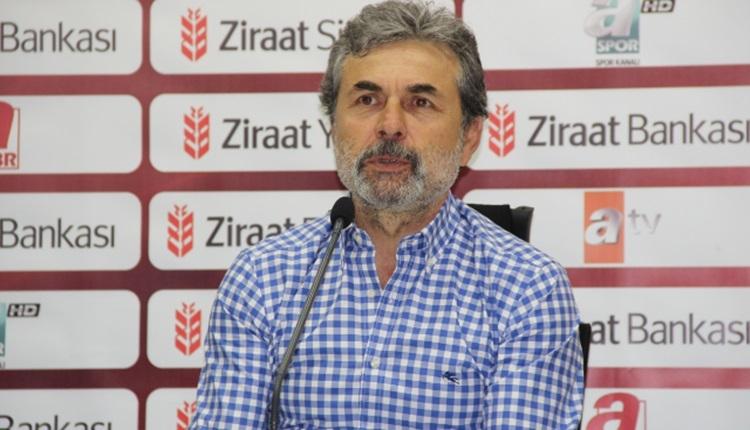 Konyaspor'da Aykut Kocaman'dan ayrılık sinyali