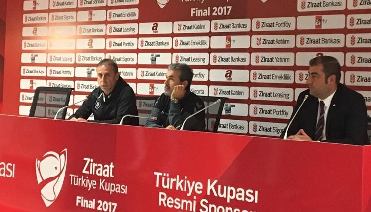 Konyaspor'da Aykut Kocaman'dan Türkiye Kupası iddiası
