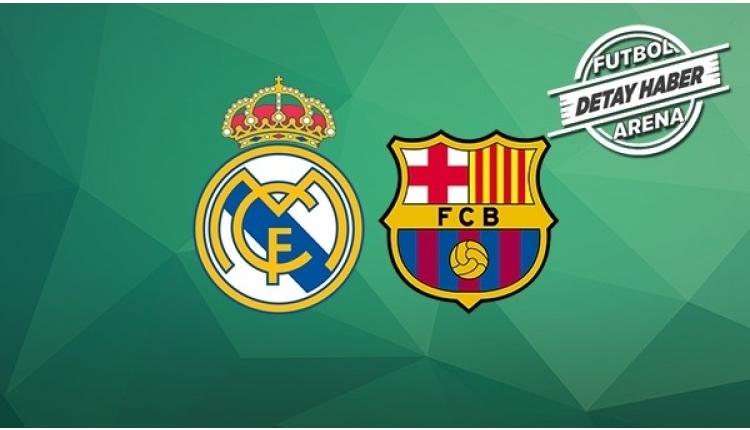 La Liga'da şampiyon kim olacak? Real Madrid ve Barcelona'nın son maçları