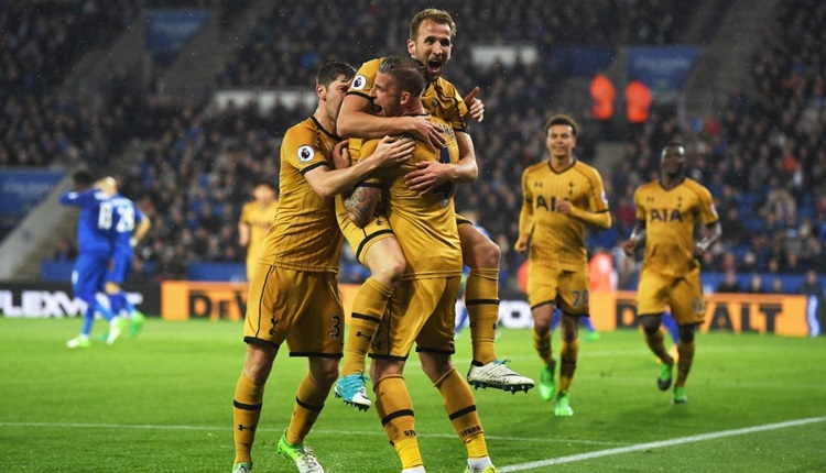 Leicester City 1-6 Tottenham Hotspur maçı özeti ve golleri (İZLE)