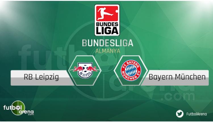 Leipzig - Bayern Münih maçı hangi kanalda, saat kaçta?