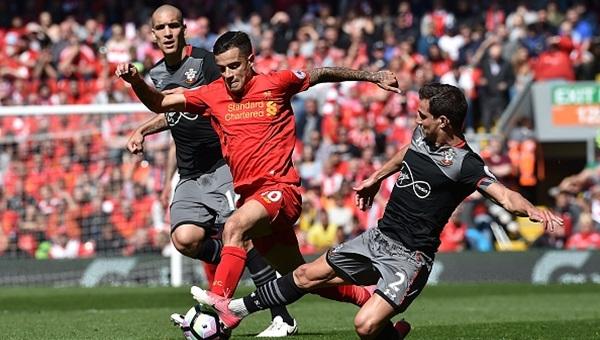 Liverpool 0-0 Southampton / Maç özeti