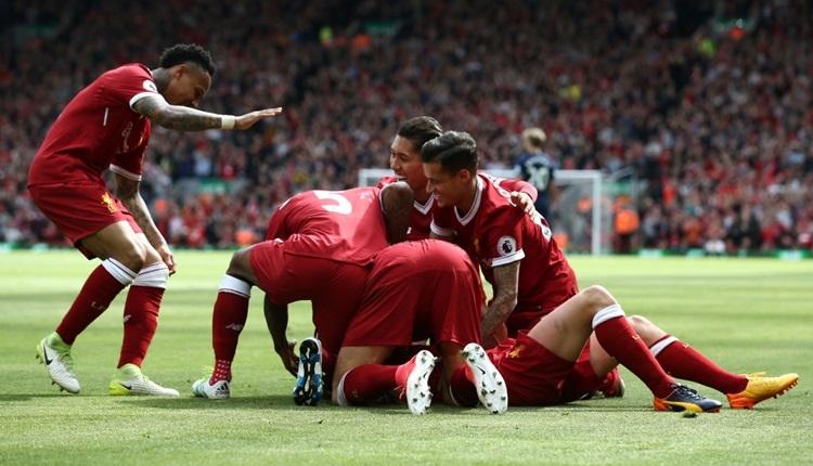 Liverpool Şampiyonlar Ligi'nde!