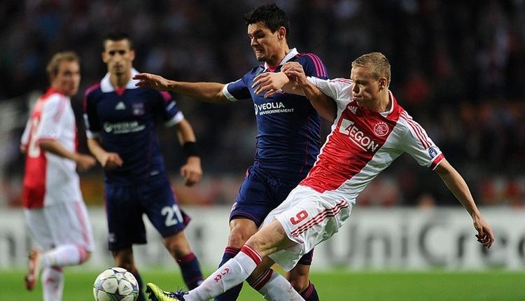 Lyon 3-1 Ajax maçı özeti ve golleri (İZLE)