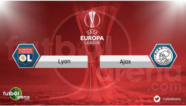 Lyon - Ajax maçı saat kaçta, hangi kanalda? Şifresiz izle