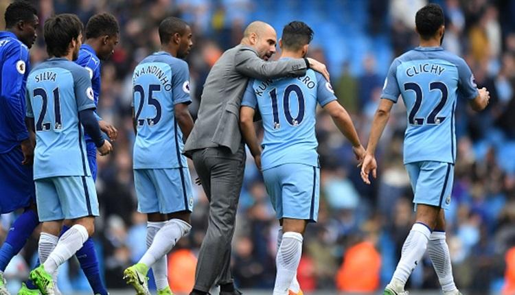 Manchester City 2-1 Leicester City maçı özeti ve golleri (İZLE)