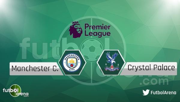 Manchester City Crystal Palace maçı saat kaçta, hangi kanalda? (Şifresiz izle)