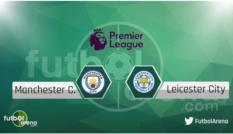Manchester City - Leicester maçı hangi kanalda, saat kaçta?
