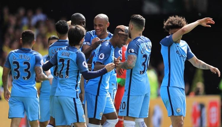 Manchester City, Şampiyonlar Ligi'nde!