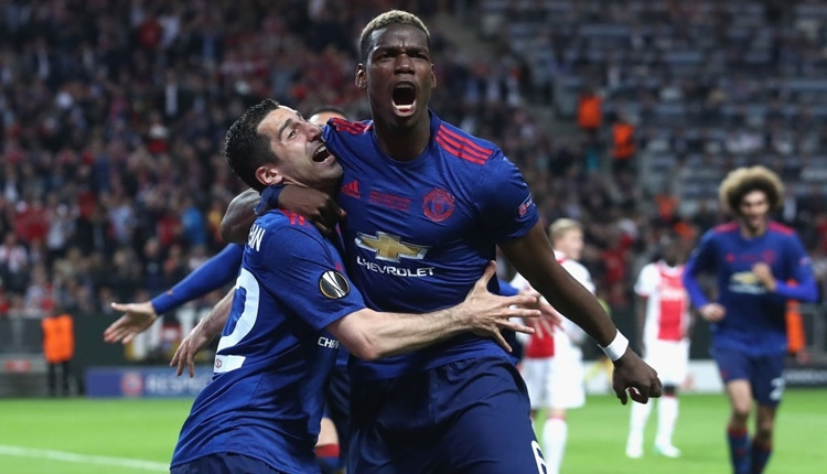 Manchester United Avrupa Ligi şampiyonu!
