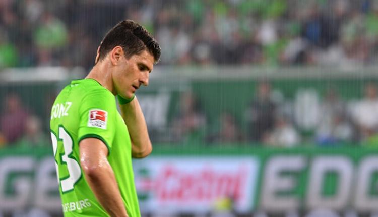 Mario Gomez'in Wolfsburg'taki büyük çöküşü