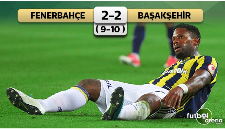 Medipol Başakşehir finalde!