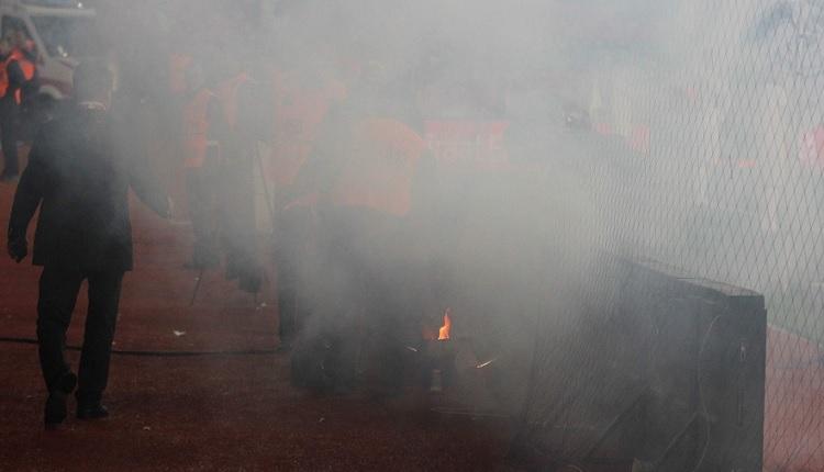 Başakşehir - Konyaspor finalinde büyük olaylar