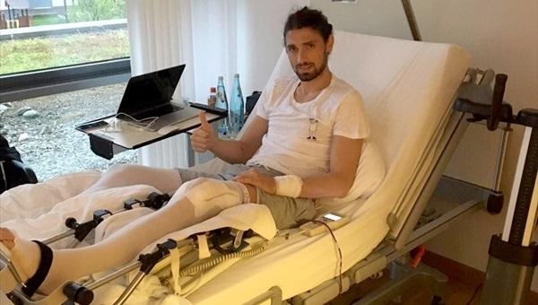 Medipol Başakşehir'in golcüsü sezonu kapattı