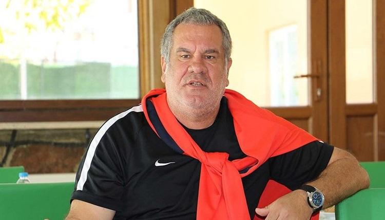 Mersin İdmanyurdu'nda Levent Eriş istifasını açıkladı