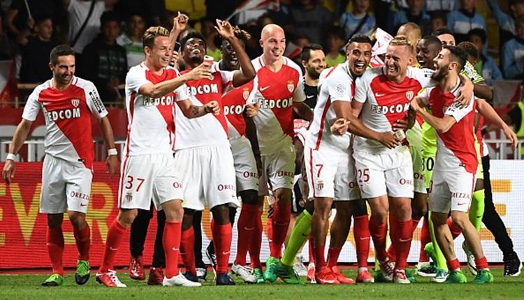 Monaco - Saint-Etienne maçı özeti ve golleri (İZLE)