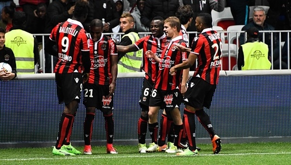 Nice 3-1 PSG maçı özeti ve golleri (İZLE)