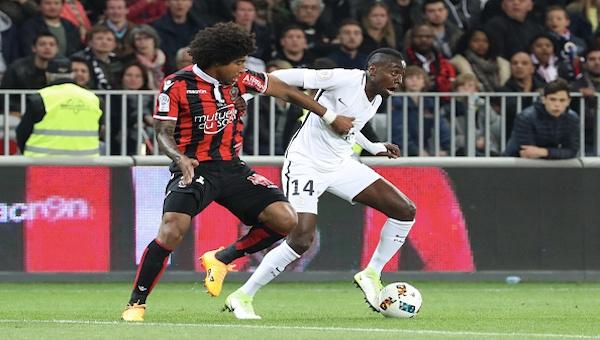 Nice, Monaco'ya çalıştı! PSG'den kritik puan kaybı