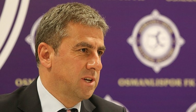 Osmanlıspor'da Hamza Hamzaoğlu'dan Akhisar itirafı