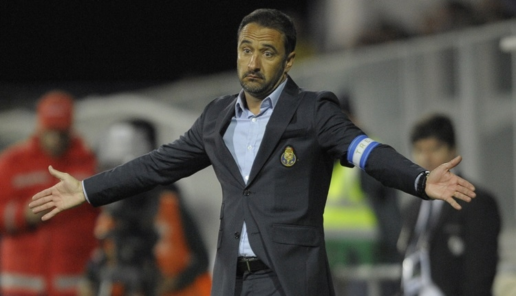 Porto'nun Vitor Pereira laneti sürüyor!