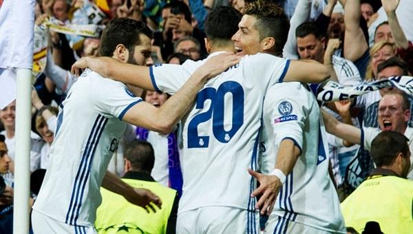 Real Madrid 3-0 Atletico Madrid maçı özeti ve golleri (İZLE)