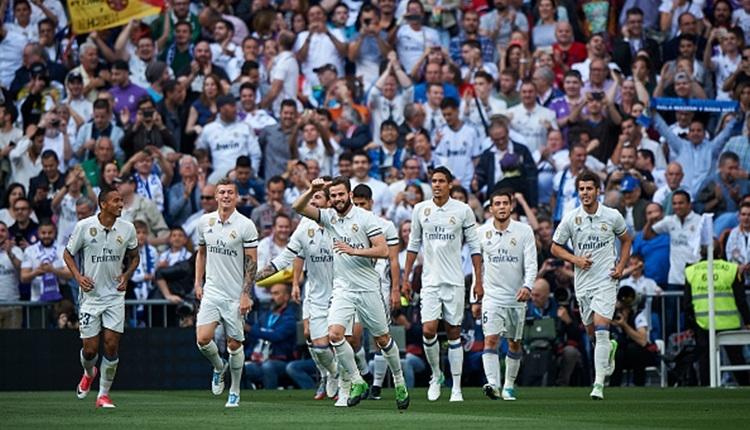 Real Madrid 4-1 Sevilla maçı özeti ve golleri (İZLE)