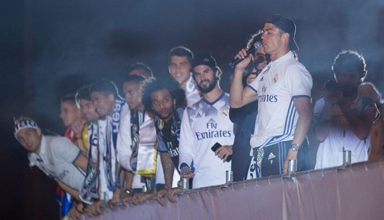 Real Madrid'de Cristiano Ronaldo'ya şampiyonluk yetmedi