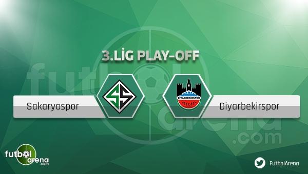 Sakaryaspor - Diyarbekirspor maçı ne zaman, nerede oynanacak?