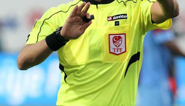 Sakaryaspor Diyerbekirspor Play-Off maçının hakemi açıklandı