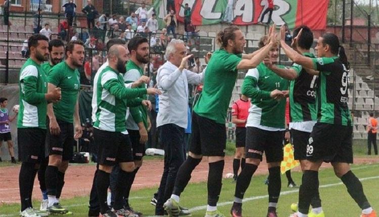 Sakaryaspor - Yeni Diyarbekirspor maçı CANLI İZLE