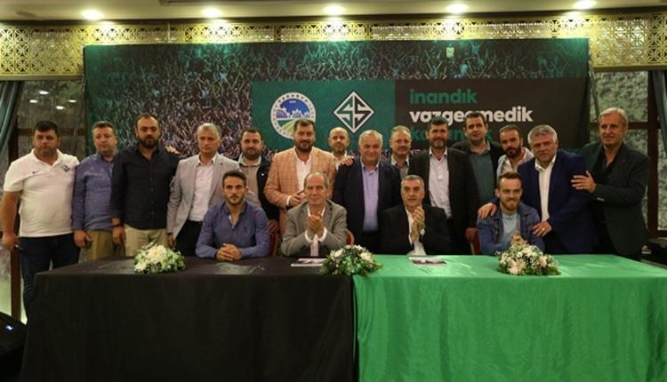 Sakaryaspor'da hedef Süper Lig