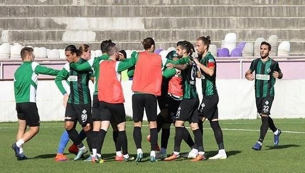 Sakaryaspor'dan Bayrampaşa'da altın gol!