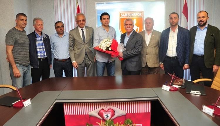 Samsunspor, Osman Özköylü ile yollarını ayırdı