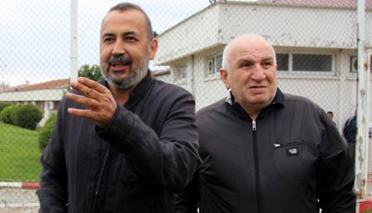 Samsunspor'a İsmail Uyanık'tan sürpriz ziyaret