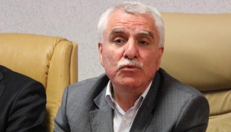 Samsunspor'da Erkurt Tutu'dan başkanlık kararı