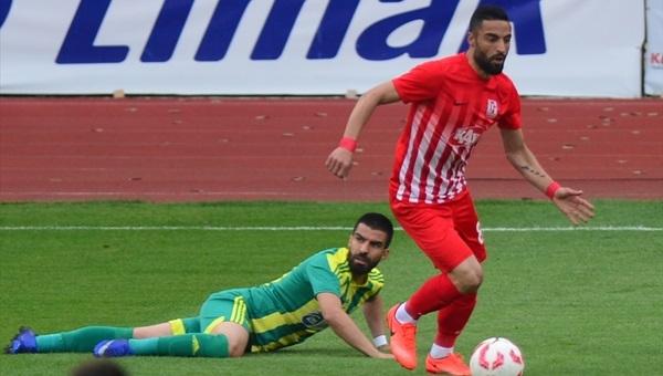 Şanlıurfaspor - Balıkesirspor maçı özeti ve golleri (İZLE)