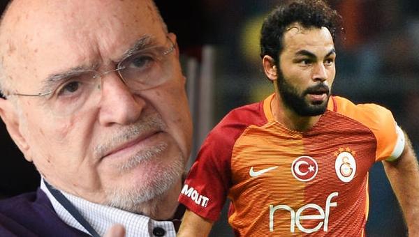 Galatasaraylı Selçuk İnan'a Hıncal Uluç'tan ağır sözler!