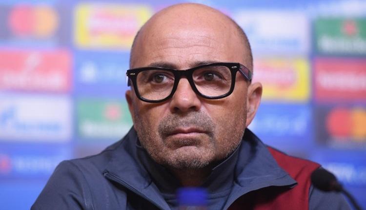 Sevilla'nın hocası Sampaoli'den FLAŞ açıklama! Ayrılacak mı?