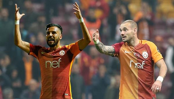 Sneijder'den Yasin Öztekin'e fırça!