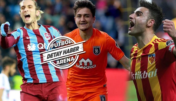 Süper Lig'de bu sezon yıldızı parlayanlar