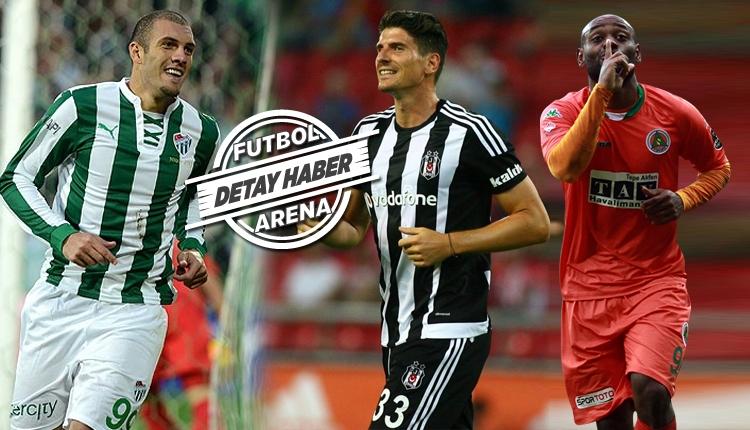 Süper Lig'de gol krallığında yabancı damgası