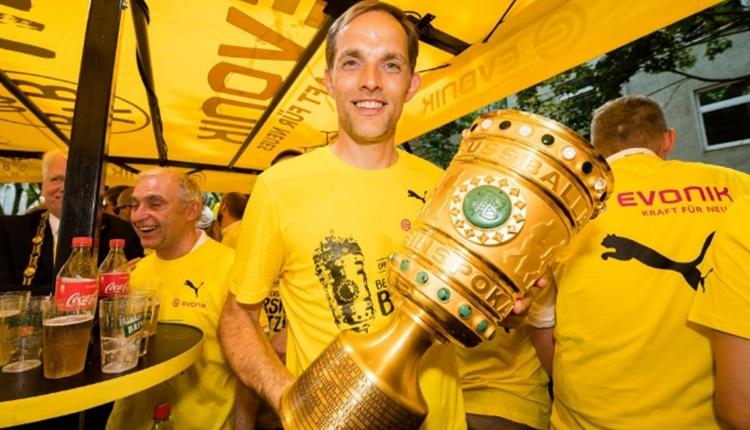 Thomas Tuchel'den Borussia Dortmund açıklaması