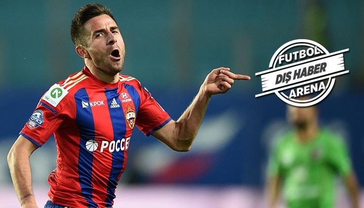 Trabzonspor'a transferini resmen açıkladı!